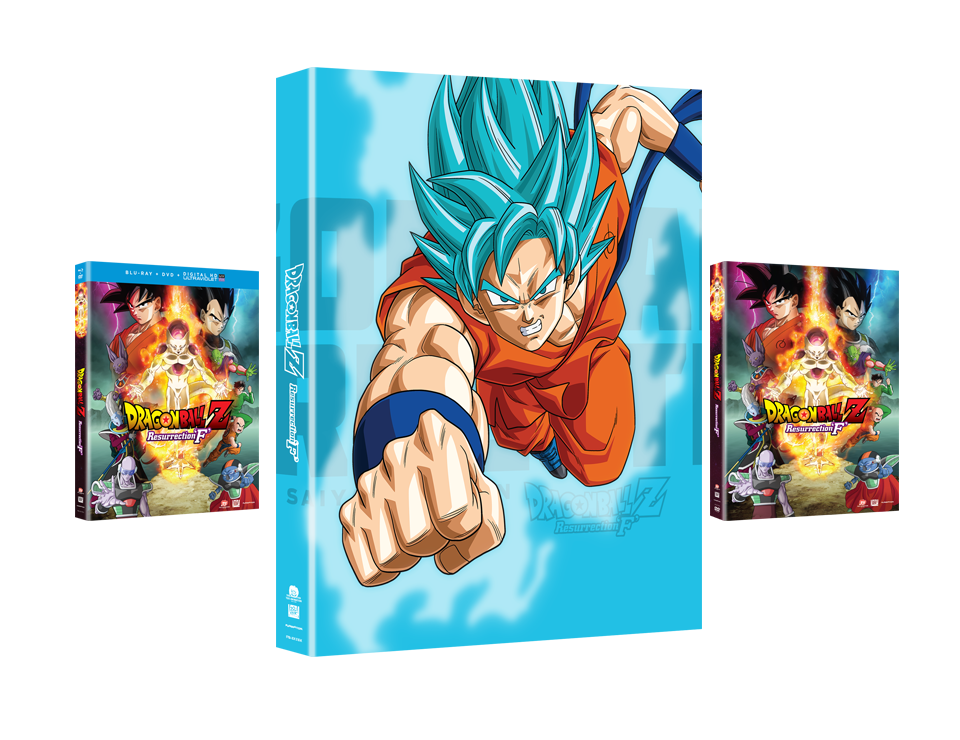 Blu-Ray + DVD Combo Pack