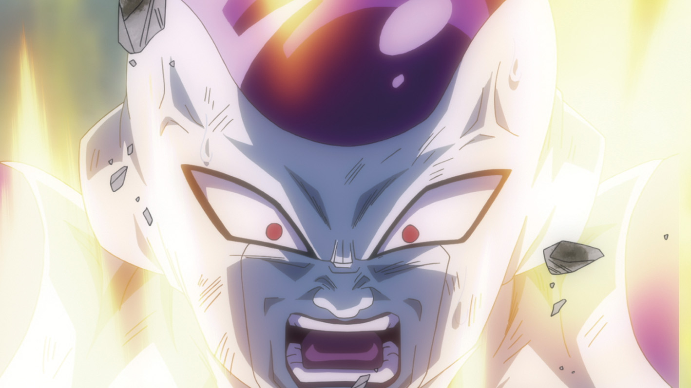 Dragon Ball Z: Resurrection 'F' Screenshot